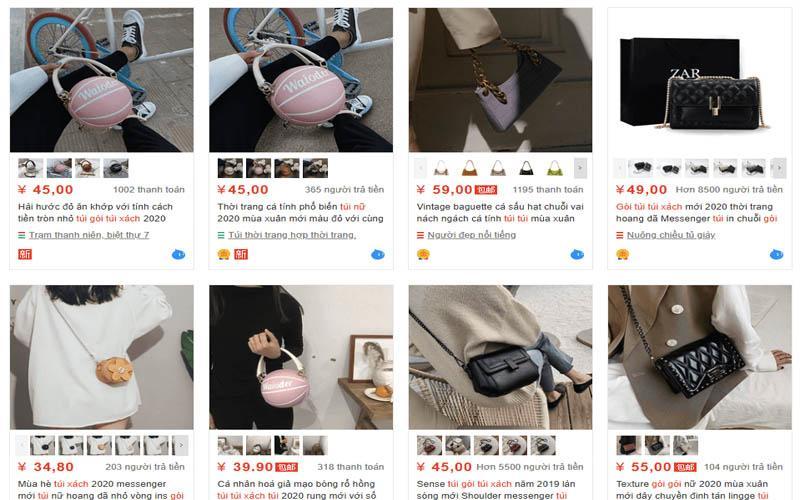iChina mang đến cho bạn những chiếc túi xinh, hợp thời, hợp tuổi, hợp mệnh